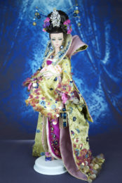 Chinese Empress of Flowers