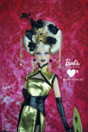 BARBIE ORIENTAL OBSESSION