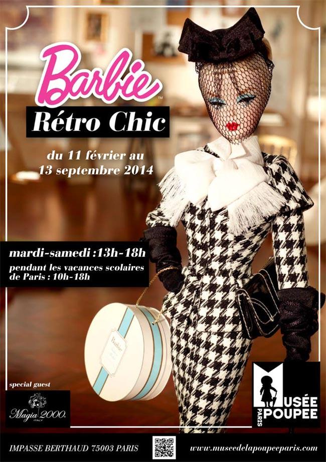 Barbie Retrò Chic