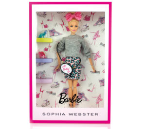 Barbie Sophia Webster