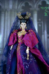 The Dark Queen of Opulence