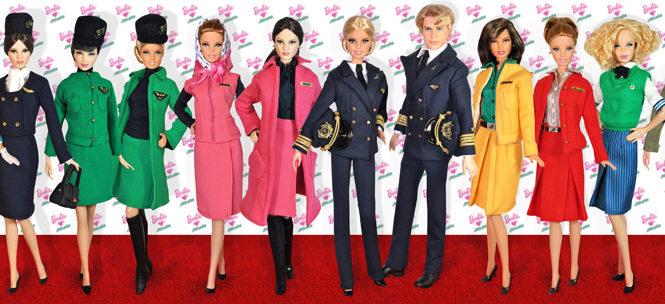 Gruppo Barbie Alitalia