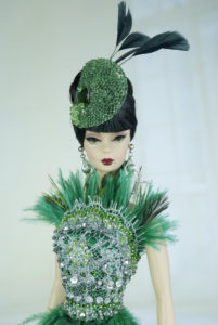 Emerald Feathers