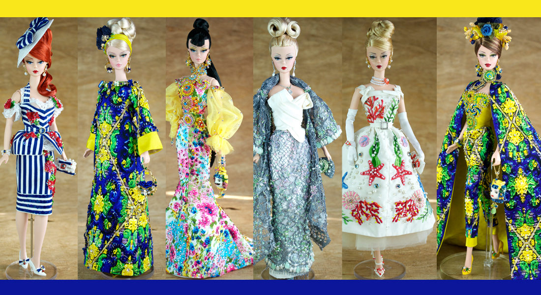 World doll celebrity collection dolls