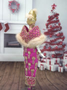 Pink Xmas Jewel