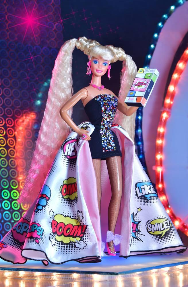 Barbie Glam Super Star