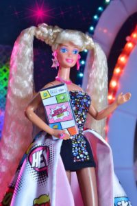 Barbie Glam Super Star