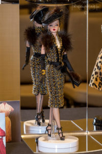 Grand palais with fur
