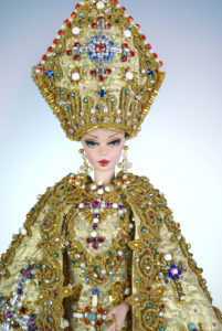 Sacred jewel in naples