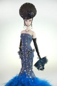 Denim couture in paris
