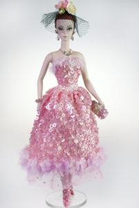 Pink flower gala