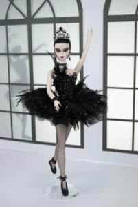 Magic Black Swan