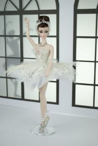 Magic White Swan