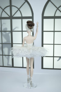 Magic White Swan