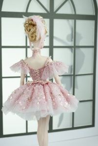 Pink Ballet Princess