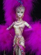 Magic Pink Showgirl 1