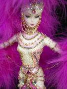 Magic Pink Showgirl