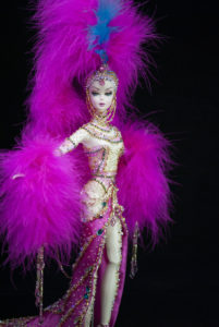Magic Pink Showgirl 2