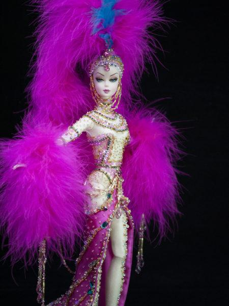 Magic Pink Showgirl 2