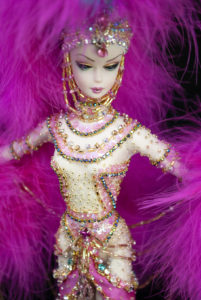 Magic Pink Showgirl