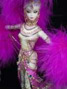 Magic Pink Showgirl 4